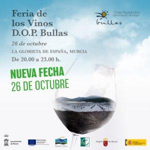 Feria de los Vinos D.O.P. Bullas @ Glorieta de España | Murcia | Región de Murcia | España